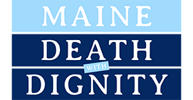 Maine Death with Dignity - Logo