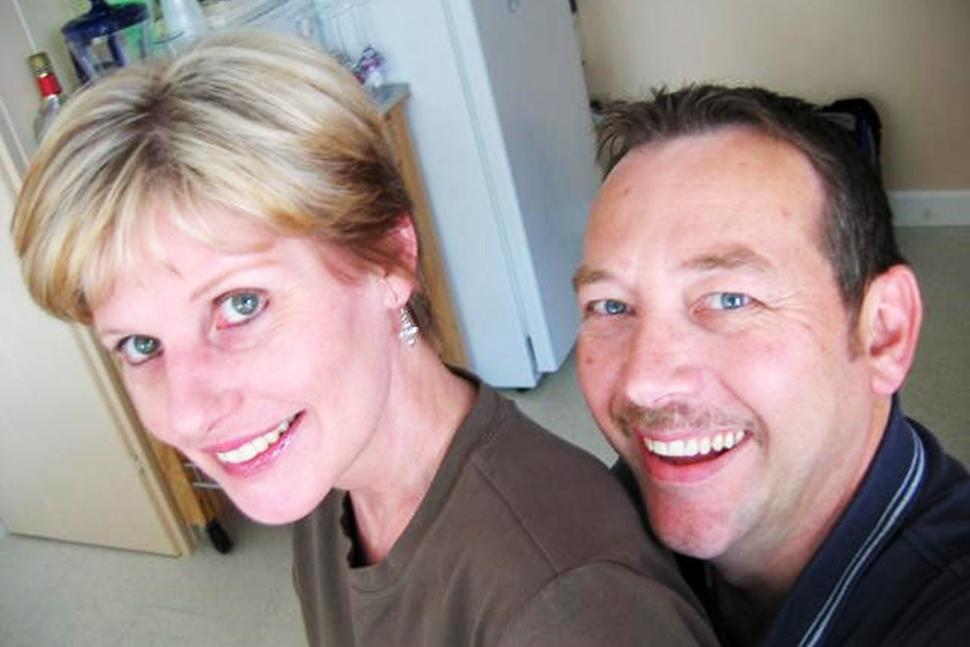 Chris and Karen Trider