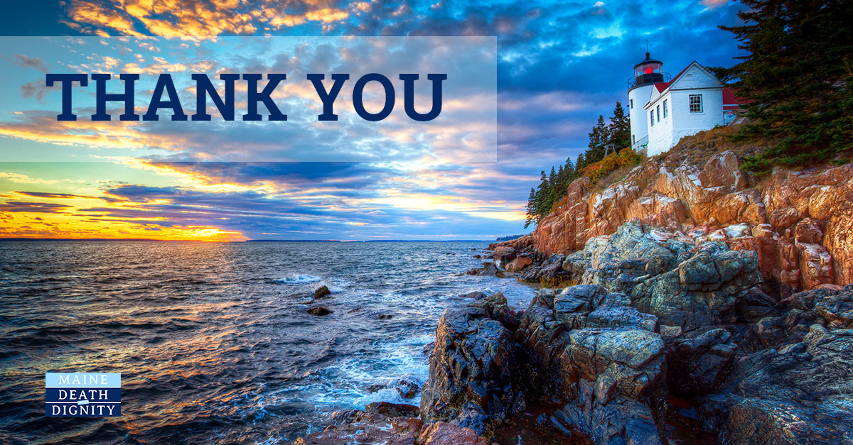 Thank you card, image by Andy Smith